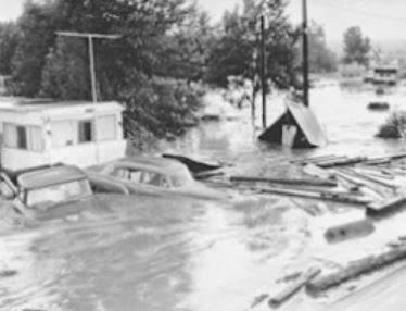 Time Machine Tuesday: 1965 Flood