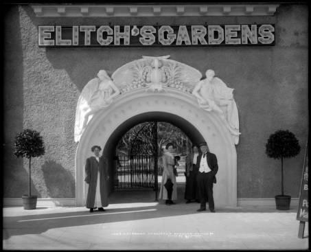 Elitch Gardens circa 1910(Credit: Denver Public Library)