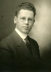 Young Ralph Carr circa 1910(credit: History Colorado)