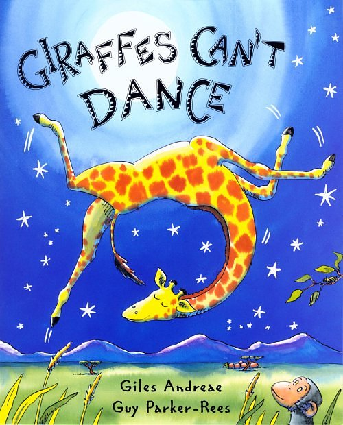 Rifle CC Audio Recordings of Giraffes Can't Dance