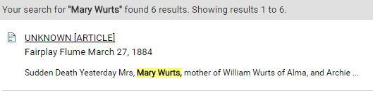 Mary Wurts