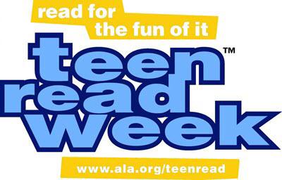 Teen Read Week logo