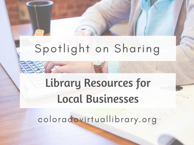 Library Resources for Local Businesses