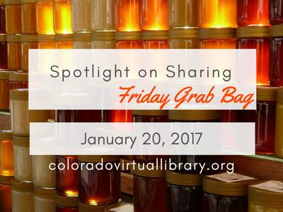 Friday Grab Bag January 20 2017