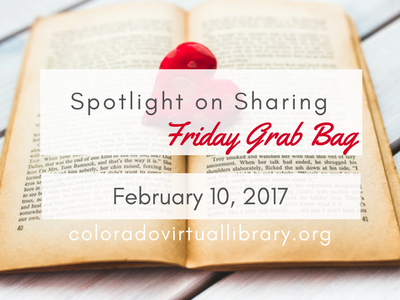 Friday Grab Bag Feb 10 2017