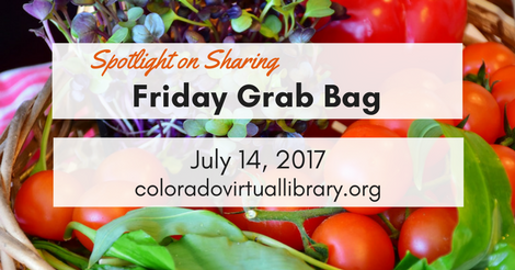 Friday Grab Bag July 14, 2017