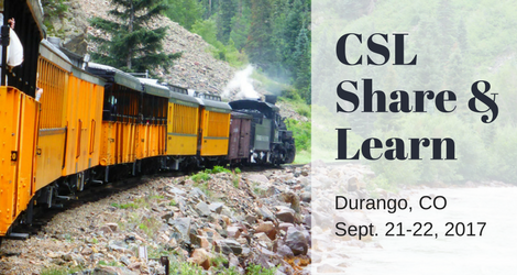 CSL Share & Learn Durango