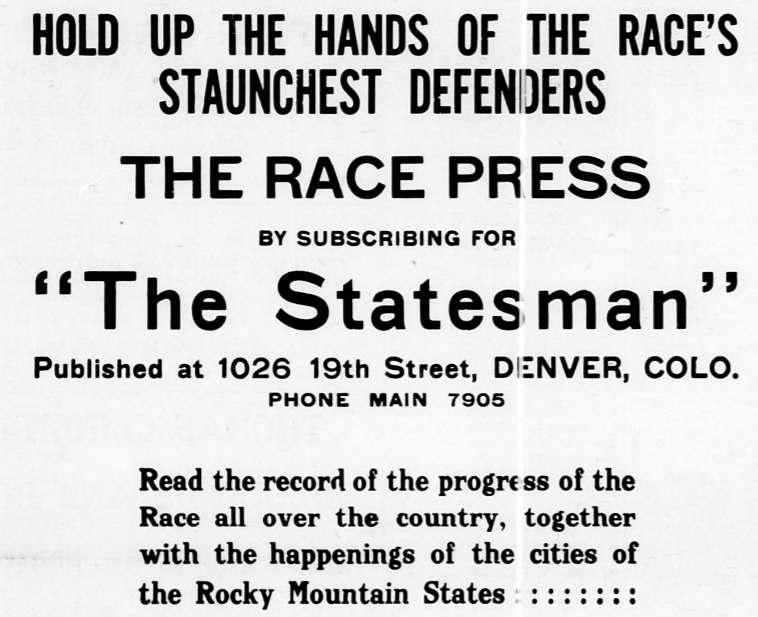 CHNC News! Historic African American Newspapers Now Available