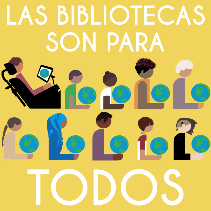 """The Library"" or La Biblioteca (English version)"
