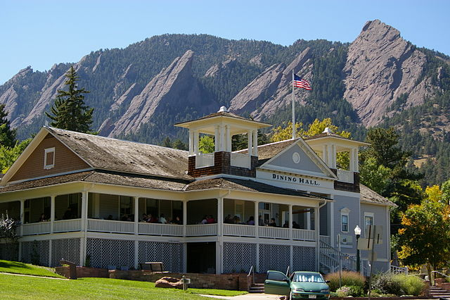Time Machine Tuesday: Colorado Chautauqua