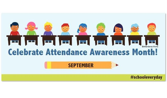 September is National Attendance Awareness Month