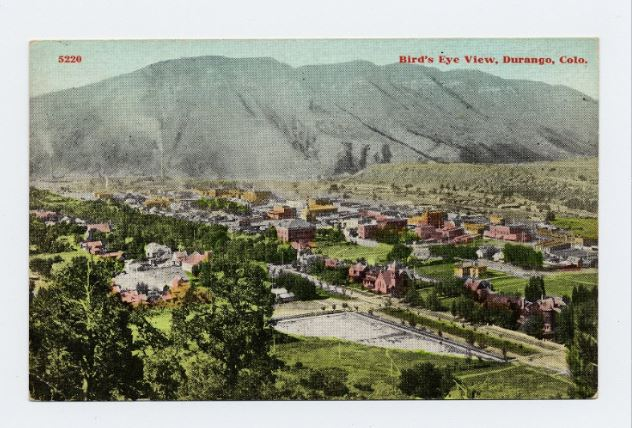Time Machine Tuesday: Postcards from Southwestern Colorado