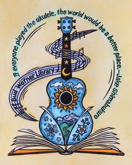 If everyone played the ukulele, the world would be a better place. Jake Shimabukuro