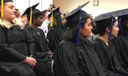 Locals Receive Diploma Thanks to Free Library Program