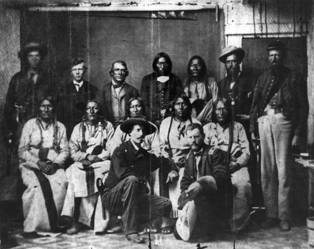 Time Machine Tuesday: Silas Soule and the Sand Creek Massacre