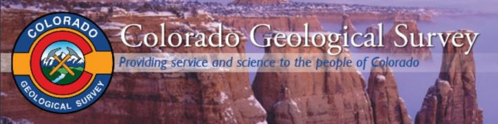 Time Machine Tuesday: First Report of the Colorado Geological Survey, 1908