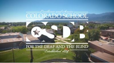 Video Resources from the Colorado School for the Deaf and the Blind