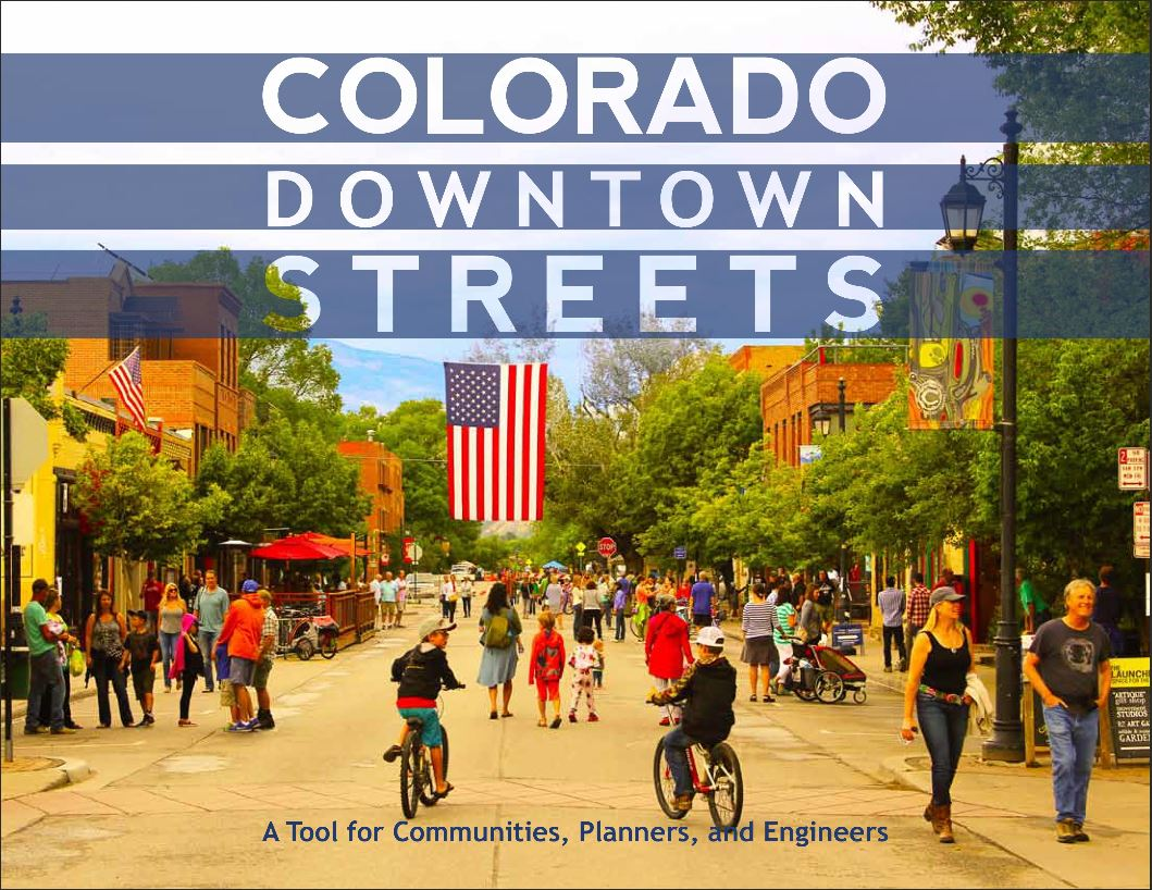 Colorado Downtown Streets