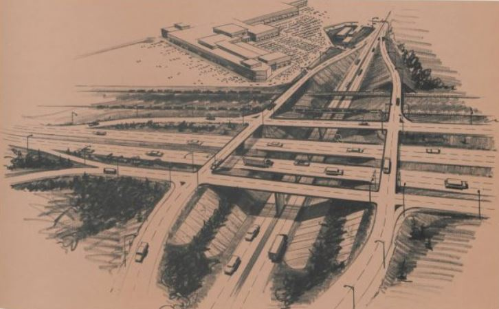 Time Machine Tuesday: Denver's Freeways That Were Never Built