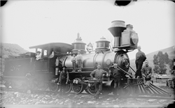 Time Machine Tuesday: Colorado Railroads
