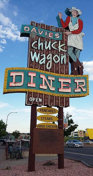 Davies' Chuckwagon Diner Lakewood Colfax