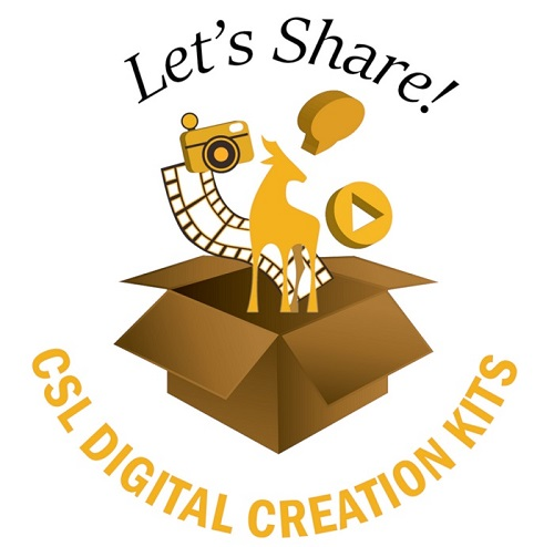 """Let's Share!"" – Digital Creation Kits are Here!"