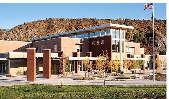 Durango's Library Community Champion Award