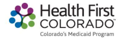 Colorado Medicaid is now Health First Colorado