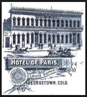 Georgetown's Hotel de Paris