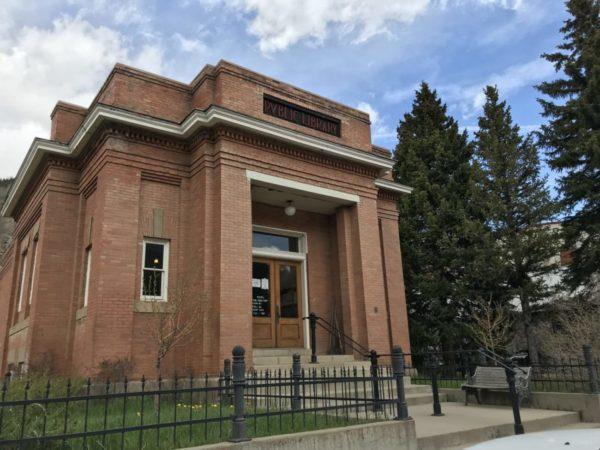 Photo of Silverton Public Library
