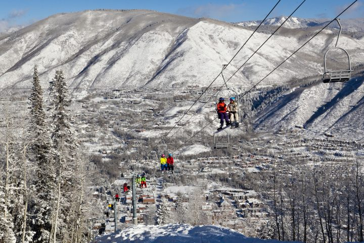 Time Machine Tuesday: History of Aspen, Colorado