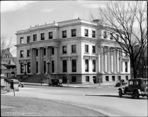 Time Machine Tuesday: The Colorado State Museum