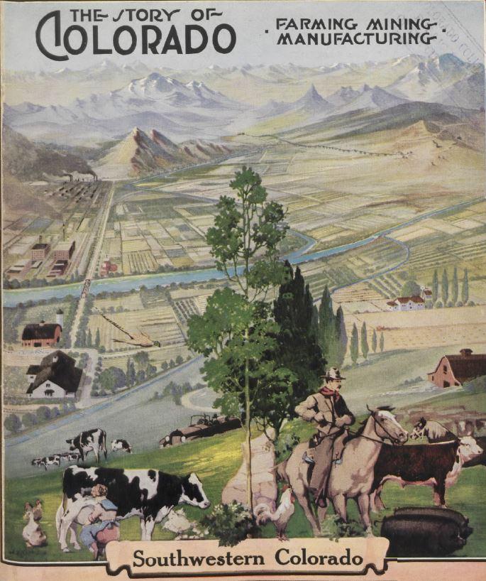 The Story of Colorado