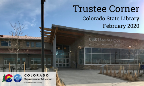 Trustee Corner – February 2020