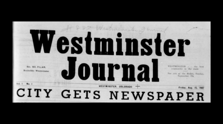 CHNC Welcomes the Westminster Journal with help of SIPA & New Content Support Program!