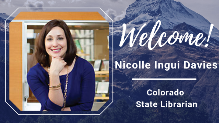 CSL Welcomes New State Librarian Nicolle Ingui Davies!