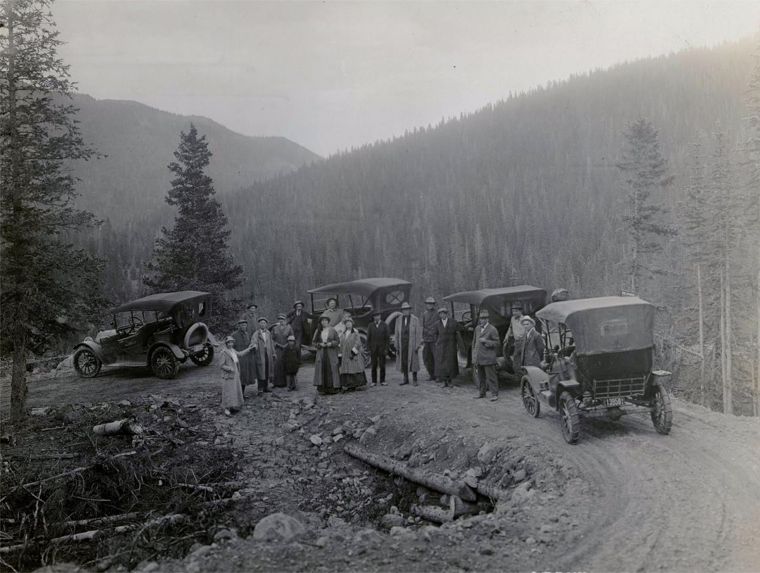 Time Machine Tuesday: Colorado Transportation Through the Years