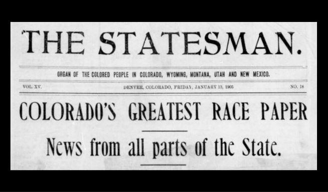 Black History is Colorado History