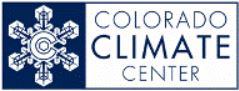 Time Machine Tuesday: Colorado Average Annual Precipitation, 1951-1980