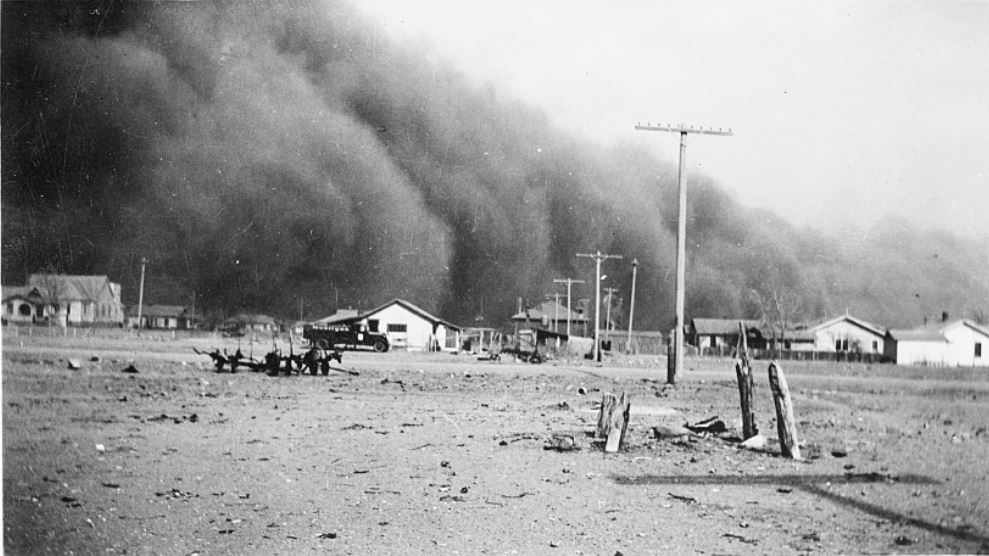 Time Machine Tuesday: Recovering from the Dust Bowl