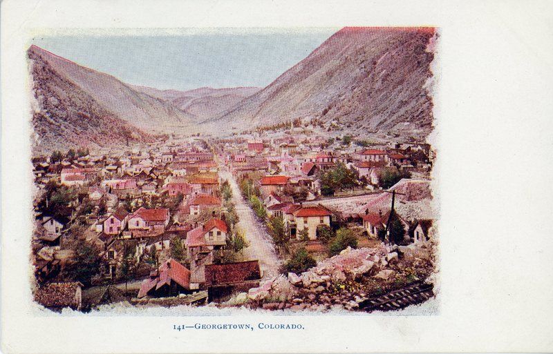 Touring Colorado's Collections: Clear Creek County Digital Collection