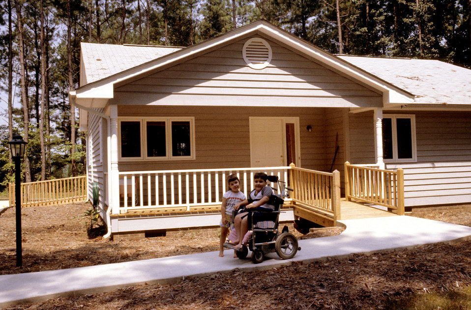 Home Modifications for People with Disabilities and the Elderly