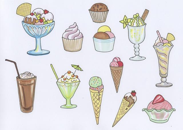 Time Machine Tuesday: Ice Cream!