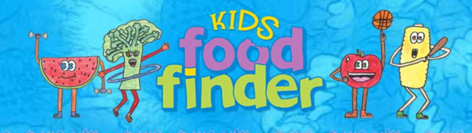 Colorado Kids Food Finder
