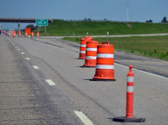 Tips for Avoiding Road Construction Delays
