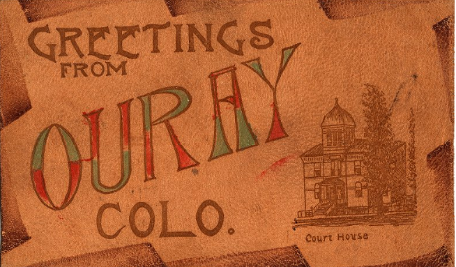 Touring Colorado's Collections: Greetings from Southwest Colorado!