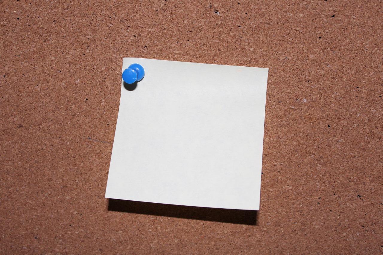 Posting Public Meeting Notices