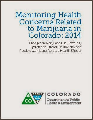 New Report on the Health Effects of Marijuana