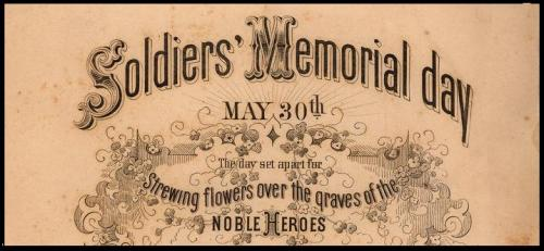 Time Machine Tuesday: Memorial Day