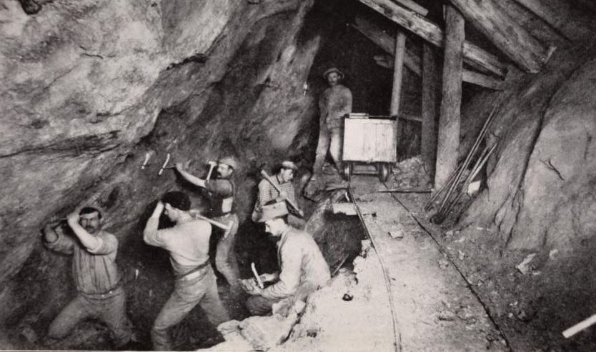 Time Machine Tuesday: Mine Accidents and Safety